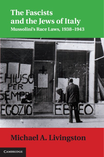 Abbildung von Livingston | The Fascists and the Jews of Italy | 2014