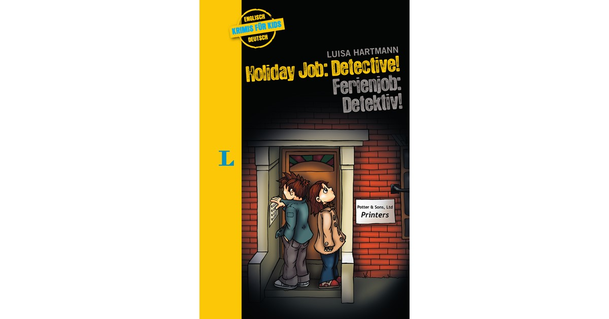 holiday job detective ferienjob detektiv englische krimis fur kids