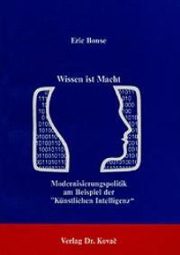 Abbildung von Bonse | Wissen ist Macht | 1991