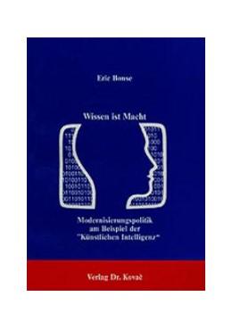 Abbildung von Bonse | Wissen ist Macht | 1991 | Modernisierungspolitik am Beis...