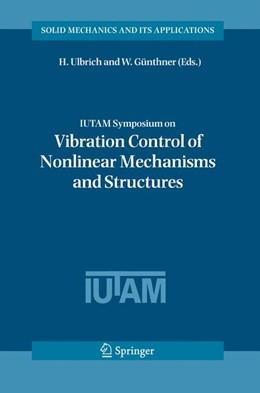 Abbildung von Ulbrich / Günthner | IUTAM Symposium on Vibration Control of Nonlinear Mechanisms and Structures | 2005 | Proceedings of the IUTAM Sympo... | 130