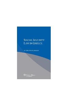 Abbildung von Kremalis   Social Security Law in Greece   2013