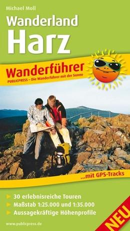 Abbildung von Wanderführer Wanderland Harz | 1. Auflage | 2013 | beck-shop.de