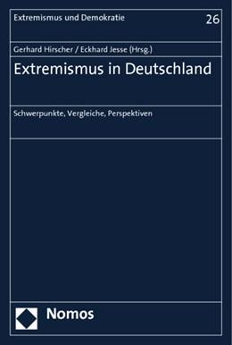 Abbildung von Hirscher / Jesse (Hrsg.) | Extremismus in Deutschland | 2013 | Schwerpunkte, Vergleiche, Pers... | 26