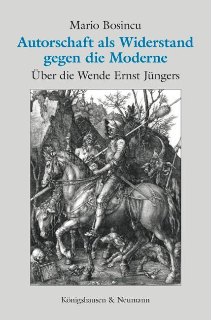 Autorschaft als Widerstand gegen die Moderne | Bosincu, 2013 | Buch (Cover)