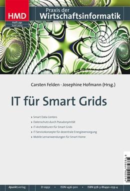 Abbildung von Hofmann / Felden | IT für Smart Grids | 2013 | 291
