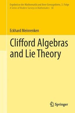 Abbildung von Meinrenken | Clifford Algebras and Lie Theory | 2013 | 58