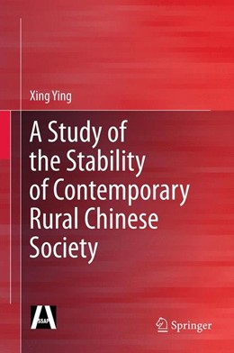Abbildung von Ying | A Study of the Stability of Contemporary Rural Chinese Society | 2013