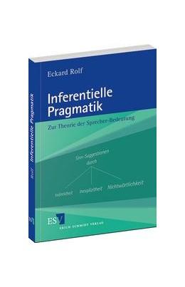 Abbildung von Rolf   Inferentielle Pragmatik   1. Auflage   2013   beck-shop.de