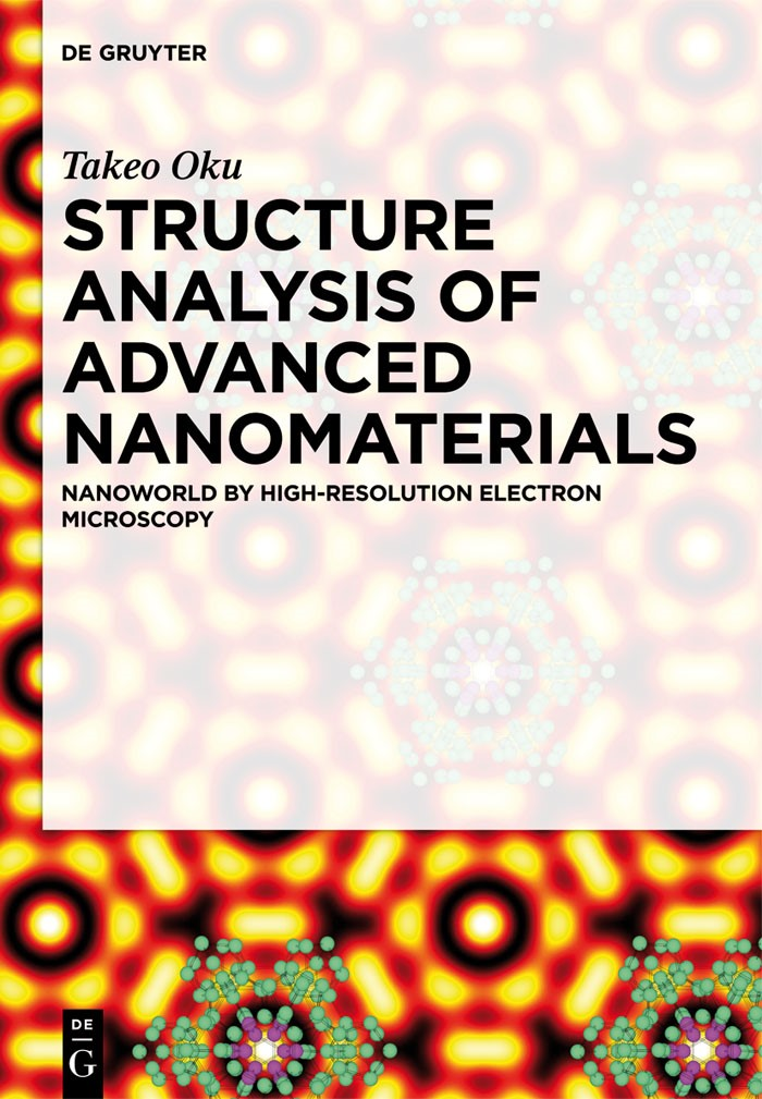 Structure Analysis of Advanced Nanomaterials | Oku, 2014 | Buch (Cover)