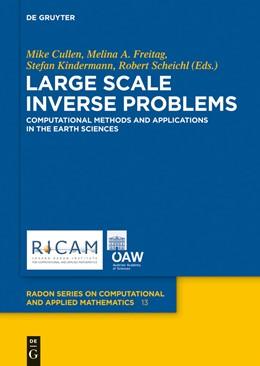 Abbildung von Cullen / Freitag / Kindermann / Scheichl | Large Scale Inverse Problems | 2013 | Computational Methods and Appl... | 13