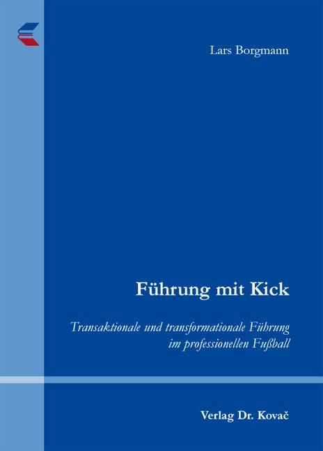 Führung mit Kick | Borgmann, 2013 | Buch (Cover)