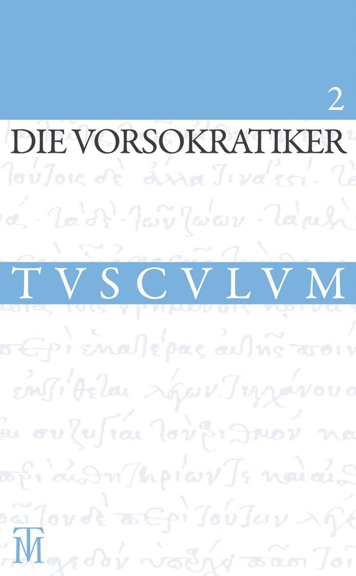 Die Vorsokratiker 2 | Gemelli Marciano, 2013 | Buch (Cover)