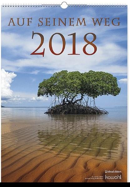 Auf seinem Weg 2018, 2017 (Cover)