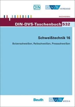 Abbildung von DIN DVS Taschenbuch 532 | 1. Auflage | 2013 | beck-shop.de