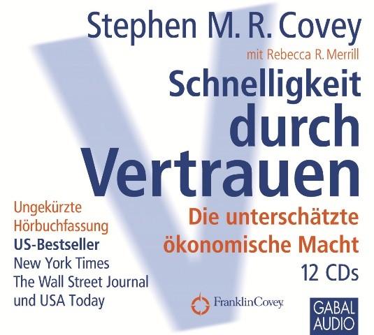 Abbildung von Covey / Merrill | Schnelligkeit durch Vertrauen | 2011