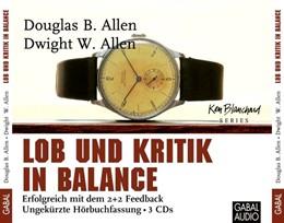 Abbildung von Allen   Lob und Kritik in Balance   2012   Erfolgreich mit dem 2+2 Feedba...