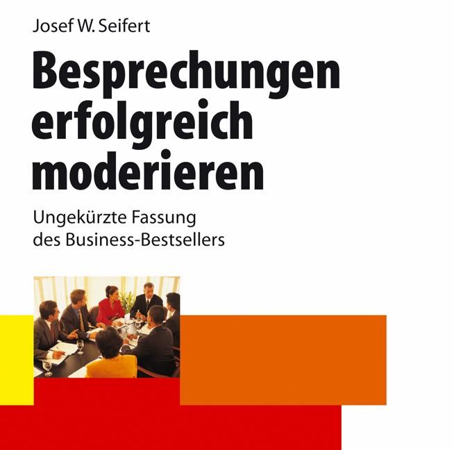 Abbildung von Seifert | Besprechungen erfolgreich moderieren | 2012
