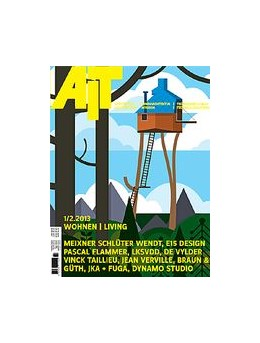 Abbildung von AIT - Architektur, Innenarchitektur, Technischer Ausbau | 127. Jahrgang | 2019