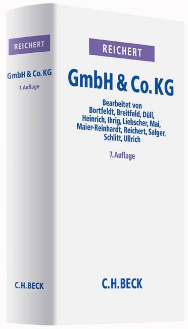 GmbH & Co. KG | Reichert | 7., überarbeitete Auflage, 2014 | Buch (Cover)