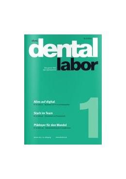 Abbildung von das dental labor | 66. Auflage | 2020 | beck-shop.de