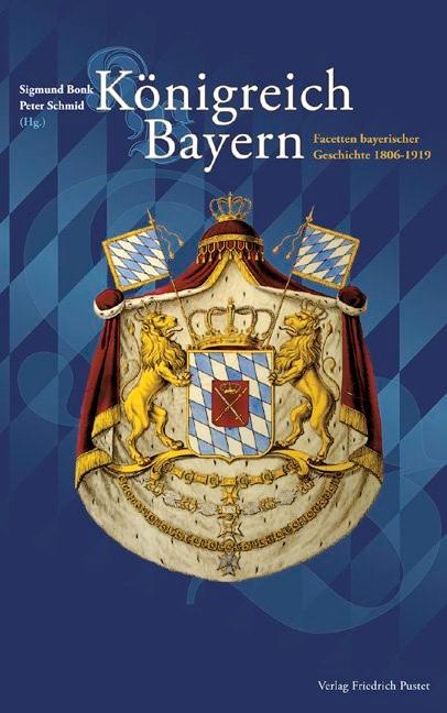 Königreich Bayern   Bonk / Schmid, 2005   Buch (Cover)