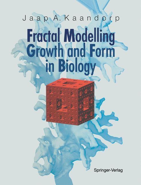 Fractal Modelling | Kaandorp, 2012 | Buch (Cover)