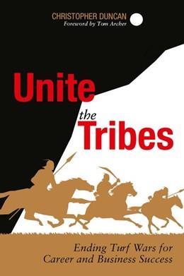 Abbildung von Duncan | Unite the Tribes | 2012 | Ending Turf Wars for Career an...