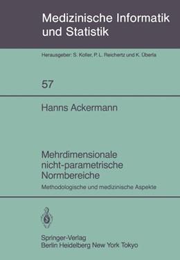 Abbildung von Ackermann | Mehrdimensionale nicht-parametrische Normbereiche | 1985 | Methodologische und medizinisc... | 57