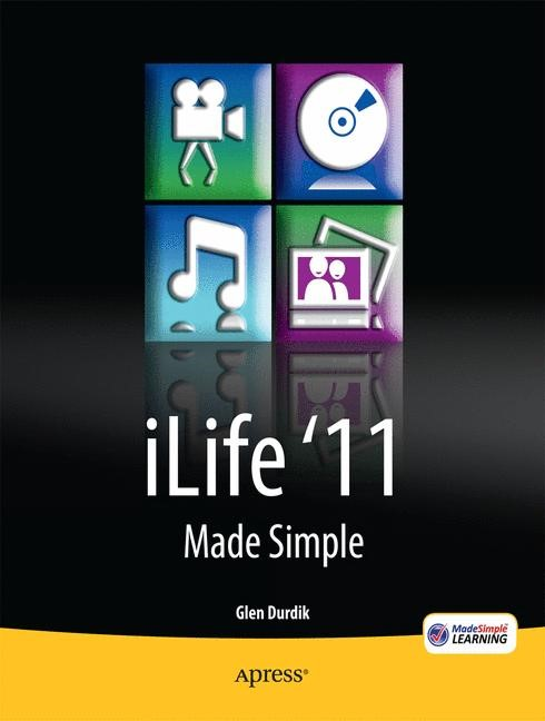 iLife '11 Made Simple | Durdik / Made Simple Learning | 1st ed., 2011 | Buch (Cover)