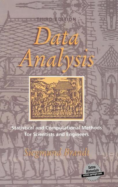 Data Analysis | Brandt, 2012 | Buch (Cover)