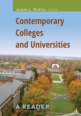 Abbildung von DeVitis | Contemporary Colleges and Universities | 1. Auflage | 2013 | 64 | beck-shop.de