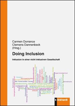 Abbildung von Dorrance / Dannenbeck   Doing Inclusion   2013   Inklusion in einer nicht inklu...