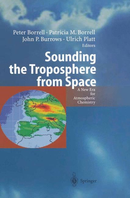 Sounding the Troposphere from Space | Borrell / Burrows / Platt, 2012 | Buch (Cover)