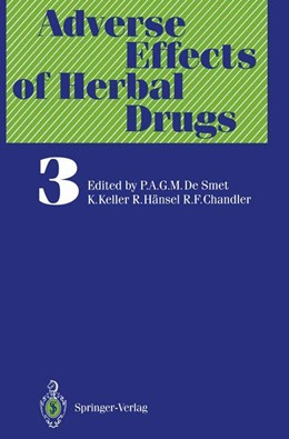 Abbildung von Adverse Effects of Herbal Drugs | 1996 | 3