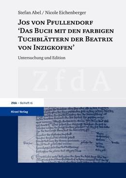 Abbildung von Abel / Eichenberger | Jos von Pfullendorf: