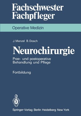 Abbildung von Menzel / Dosch | Neurochirurgie | 1. Auflage | 1979 | beck-shop.de
