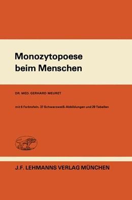 Abbildung von Meuret | Monozytopoese beim Menschen | 1977 | 13