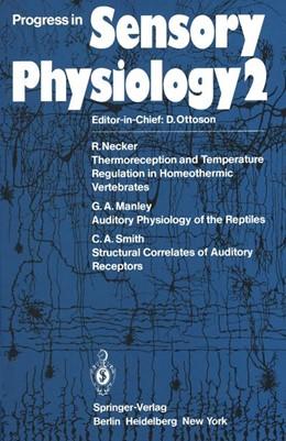 Abbildung von Progress in Sensory Physiology   2011   2