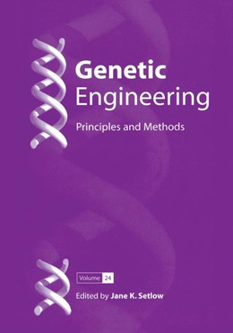 Abbildung von Setlow | Genetic Engineering | 2012 | Principles and Methods | 24