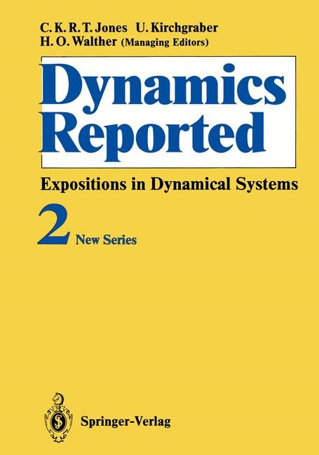 Dynamics Reported, 2011 | Buch (Cover)
