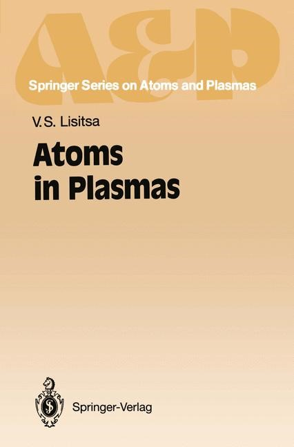 Atoms in Plasmas | Lisitsa, 2011 | Buch (Cover)