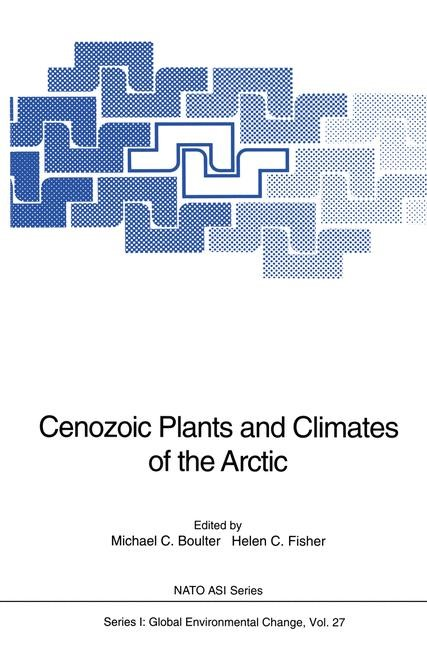 Cenozoic Plants and Climates of the Arctic | Boulter / Fisher, 2011 | Buch (Cover)