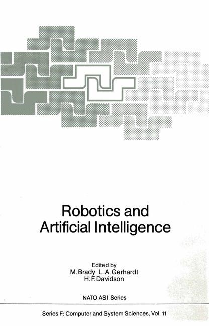 Robotics and Artificial Intelligence | Brady / Gerhardt / Davidson, 2012 | Buch (Cover)