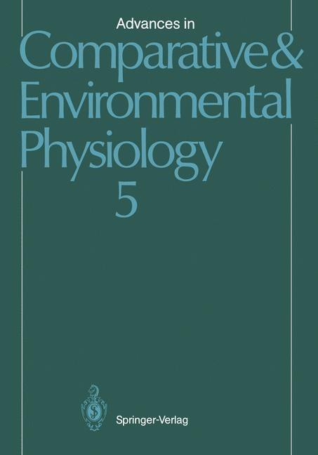 Abbildung von Advances in Comparative and Environmental Physiology | 2011