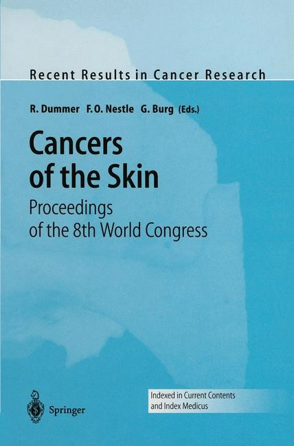 Cancers of the Skin | Dummer / Nestle / Burg, 2011 | Buch (Cover)