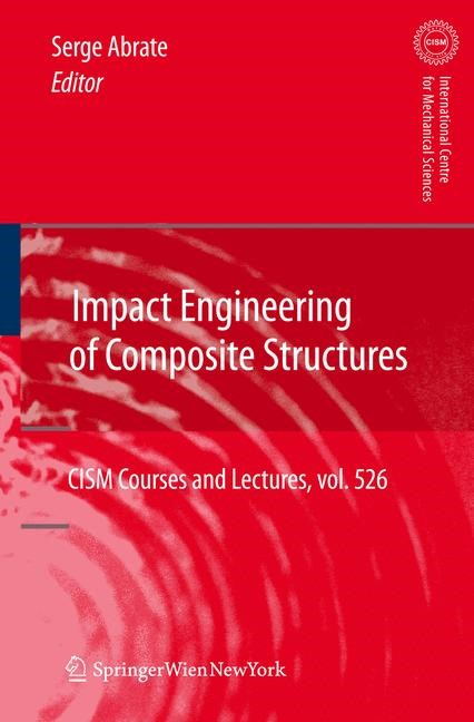 Impact Engineering of Composite Structures | Abrate, 2013 | Buch (Cover)