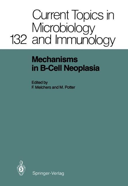 Abbildung von Melchers / Potter | Mechanisms in B-Cell Neoplasia | 2011