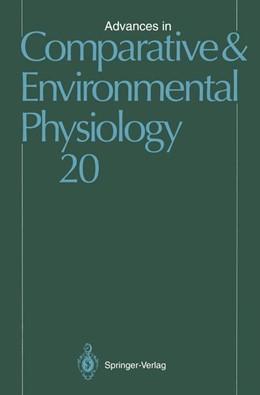 Abbildung von Advances in Comparative and Environmental Physiology | 2011 | Volume 20 | 20