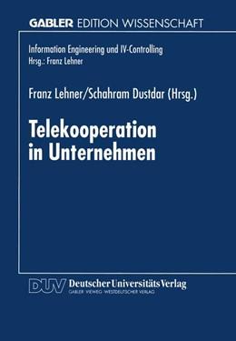 Abbildung von Lehner / Dustdar   Telekooperation in Unternehmen   2012